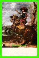 ARTS, PEINTURE - DON GASPAS DE GUZMAN CONDE DUQUE DE OUVARES - - Peintures & Tableaux