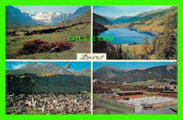 DAVOS, SUISSE - 4 MULTIVUES -  TRAVEL IN 1965 - - GR Grisons