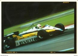 CHAMPIONNAT DU MONDE DE FORMULE 1 1981 - RENÉ ARNOUX - RENAULT ELF RE30B TURBO - Grand Prix / F1