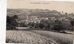 SAUVESSANGES VUE GENERALE - France