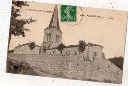SAINT-ROMAIN L'EGLISE - France
