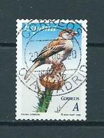 2006 Spain Birds,oiseaux,vögel,vogels Used/gebruikt/oblitere - 1931-Heute: 2. Rep. - ... Juan Carlos I