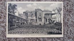 CPA VILLA DE L EPEE BELLE ILE EN MER MORBIHAN COLONIE DE VACANCES SAINT JULIEN 1932 - Belle Ile En Mer