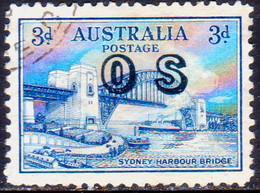 Australia 1932 SG #O135 3d Used - Officials