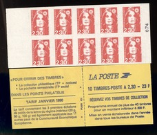 France : Carnet   Yv  2630 C1   ** - Carnets
