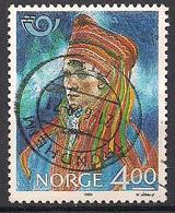 Norwegen  (1989)  Mi.Nr. 1018  Gest. / Used  (10ah22)  NORDEN - Norwegen