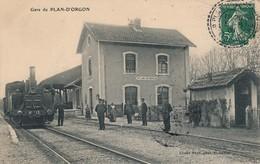 I66 - 13 - PLAN D'ORGON - Bouches-du-Rhône - La Gare - Other Municipalities