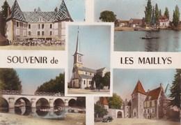 Souvenir De Les Maillys - Vues Diverses - Frankrijk
