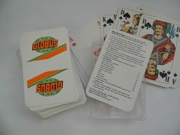 Jeu De Cartes GLODUS - Skat- Spielregeln - - 32 Kaarten