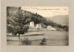 CPA - Environs De SENONES (88) - Aspect De La Ferme à La Combe Dans La Vallée Du Rabodeau Au Début Du Siècle - Senones