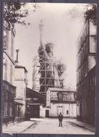 78-163 /PARIS - STATUE Of  LIBERTY In Scluptor BARTHOLDI'S  STUDIO Rue De CHAZELLES 1885  P/C 2010 - Statuen