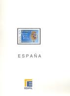 España - Suplemento EDIFIL Año 2004 - Montado Con Filaestuches Transparentes - 16 Hojas - Envío Gratuito A España - Álbumes & Encuadernaciones