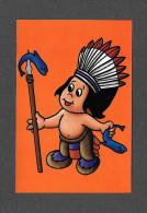 INDIENS AMÉRIQUE DU NORD - VILLAGE DES HURONS ( WENDAKE ) LORETTEVILLE PRÈS DE QUÉBEC - Indiens De L'Amerique Du Nord