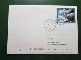 (22637) STORIA POSTALE ITALIA 2004 - 6. 1946-.. Repubblica