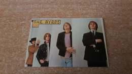 Figurina Panini Cantanti 1968 - The Byrds - Edizione Italiana