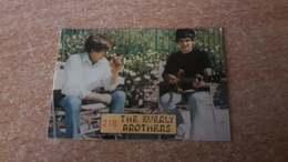 Figurina Panini Cantanti 1968 - The Everly Brothers - Panini