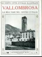 1920 Cento Città D' Italia Vallombrosa - Ante 1900