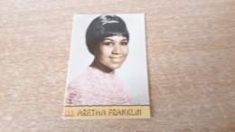Figurina Panini Cantanti 1968 - Aretha Franklin - Panini