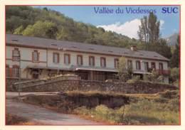 09 Vallée Du VICDESSOS SUC ET SENTENAC Centre De Montagne JJ NAYROU   5 (scan Recto Verso)MF2734UND - Otros Municipios
