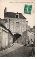 DECIZE : Porte Du Marquis D'Ancre - Decize