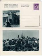 LUXEMBOURG - 1938 - Carte-Lettre (Entier Postal) Neuve - Entiers Postaux