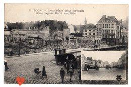 34576-ZE-59-DOUAI-Grand'Place (côté Incendié)--------multivues - Douai