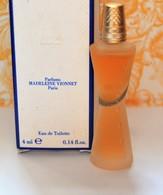 Miniature De Parfum MADELEINE VIONNET - Edt 4 Ml - Miniatures Modernes (à Partir De 1961)