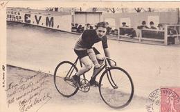 CPA Sport Cyclisme Coureur Cycliste PIARD Vélo Bicyclette Cycling Radsport (2 Scans) - Cyclisme