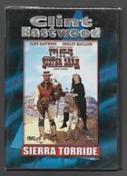 Sierra Torride  Clint Eastwood  Dvd - Western/ Cowboy