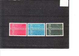 Europa 1971 Monaco - 1971