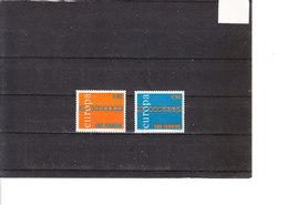 Europa 1971 Saint-Marin - San- Marino - 1971