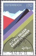 AUSTRIA ÖSTERREICH 2014  100. Geburtstag Arthur Zegler  USED / O / GESTEMPELT - 2011-... Afgestempeld