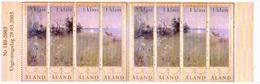 Aland MNH Booklet - Holidays & Tourism