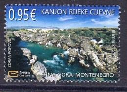 8.- MONTENEGRO 2017 Nature Protection - The Cijevna River Canyon - Montenegro