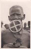 CARTOLINA - FOTOGRAFIA - CONGO -  Tribù Sara-Kaba - Altri