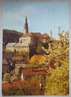 Weesenstein (Kr. Pirna) - Schloss - DDR Vg G2 - Weesenstein A. D. Mueglitz