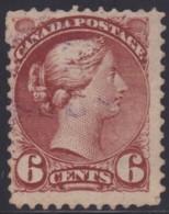 Canada   .    SG   .  Ottowa Printings   .    108     .     O    .    Cancelled     .   /    .   Gebruikt - 1851-1902 Regering Van Victoria