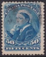 Canada   .    SG   .  Ottowa Printings   .    116    .     O    .    Cancelled     .   /    .   Gebruikt - 1851-1902 Regering Van Victoria