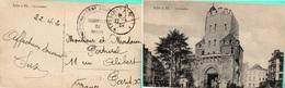 """CP- Cachet : """" Armée Britannique-""""  """"RHINE ARMY""""-  Köln A Rh-- - Marcophilie (Lettres)"""