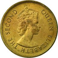 Monnaie, Hong Kong, Elizabeth II, 10 Cents, 1979, TTB, Nickel-brass, KM:28.3 - Hong Kong