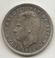Juan Carlos I  50 Pesetas  1980  *80  Mundial'82   NL1334 - 50 Pesetas
