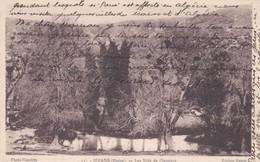 CARTOLINA - MAROCCO - IFRANE ( MAROC ) LES NIDS DE CIGOGNES - Marocco