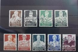 Deutsches Reich 556-564 Gestempelt #SF392 - Deutschland