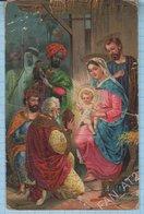 USA / Ancient Post Card / Christmas. Jesus Christ. Religion. 1912 - Stati Uniti