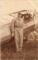 Aviation - Aviateur Français Juste François Joseph Thoret - Aviateurs