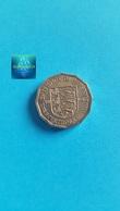 """Jersey 1964 """"¼ Shilling - Elizabeth II 1st Portrait"""" (Grade VF) - Jersey"""