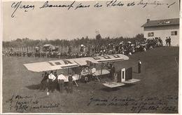 Aviation - Meeting En 1923 à Biella - Italie - Riunioni