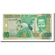 Billet, The Gambia, 10 Dalasis, 2006, KM:26, NEUF - Gambie