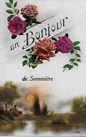 ONHAYE. SOMMIERE. UN BONJOUR DE SOMMIERE - Onhaye