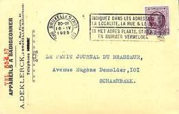 Appareils à Badigeonner A. Deklerck 1925 - Petits Métiers